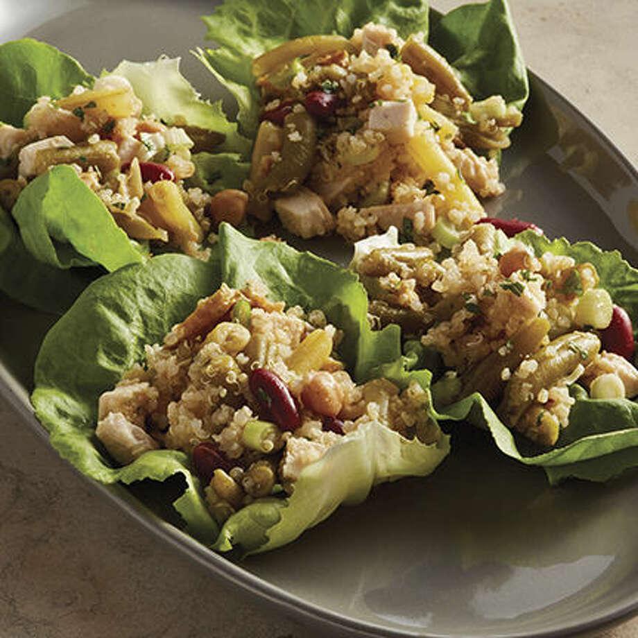 Make a Quick-Fix Salad