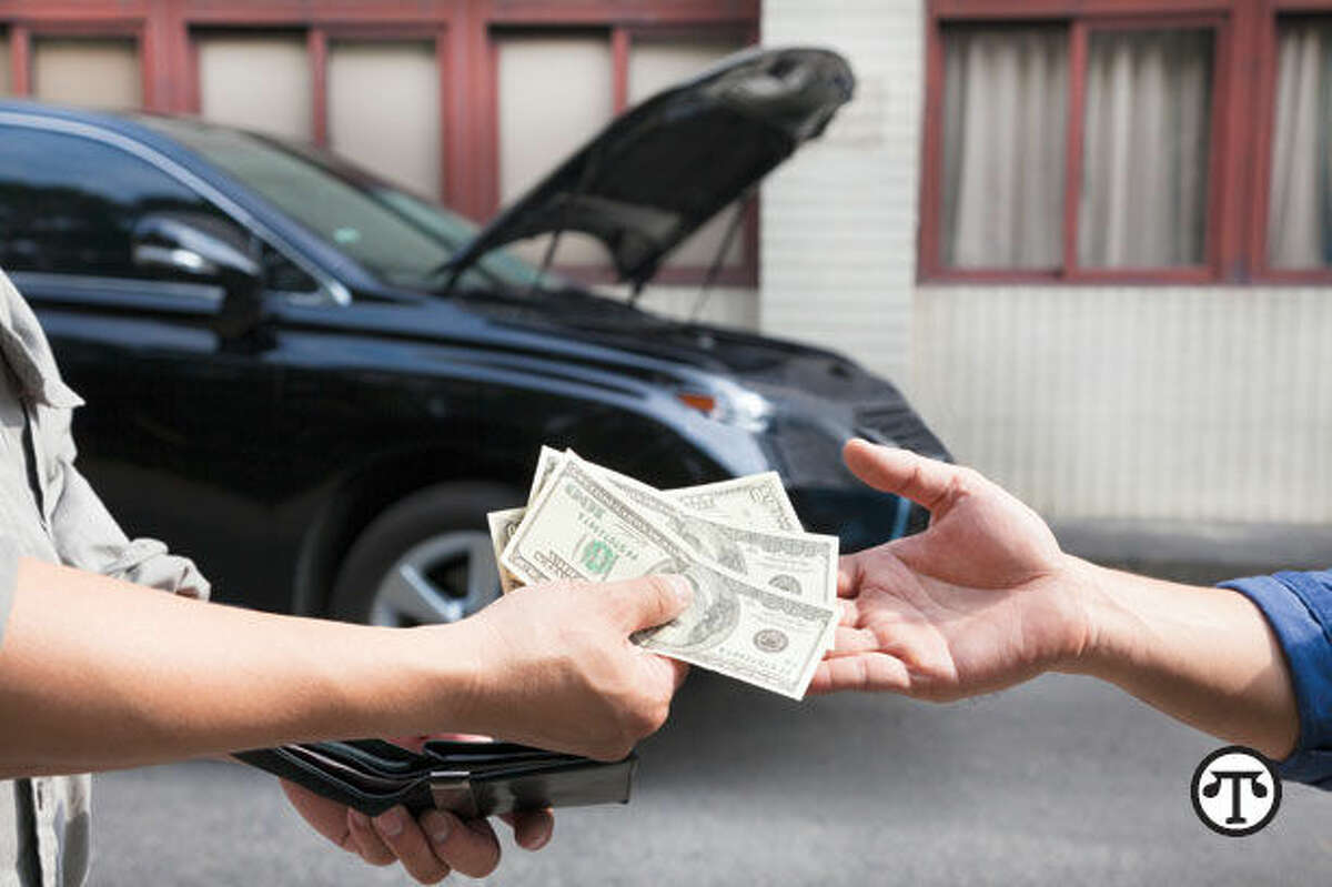 You don't have to find yourself in a fix financially just because your car needs to be fixed. (NAPS)