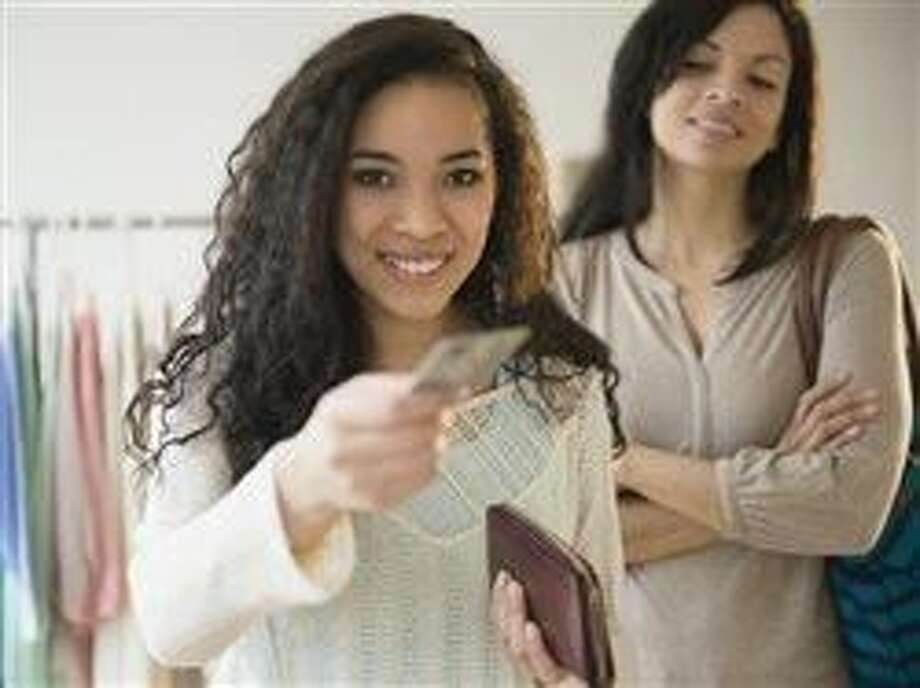College and credit cards: How parents can play professor