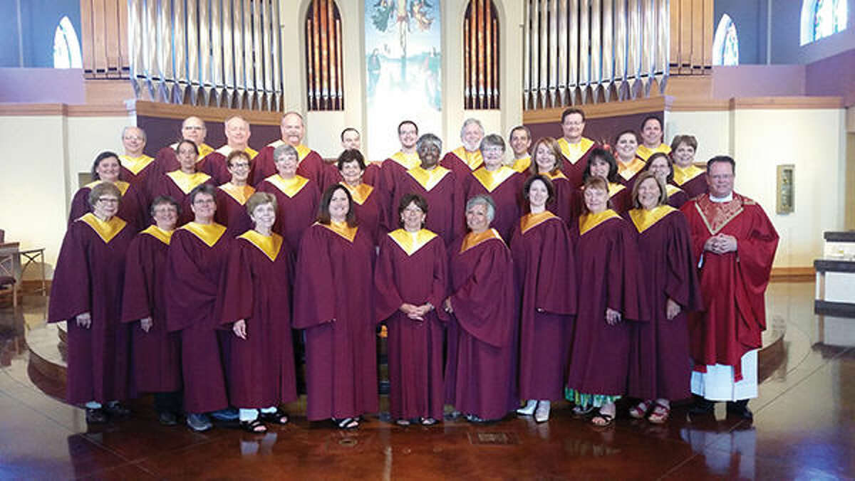 The St. Boniface Catholic Church Choir, which is bound for Rome next summer.