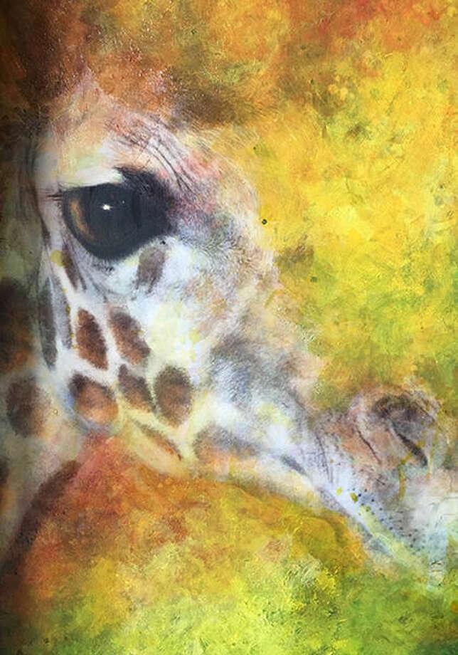 A work by Laurinda Behrens.