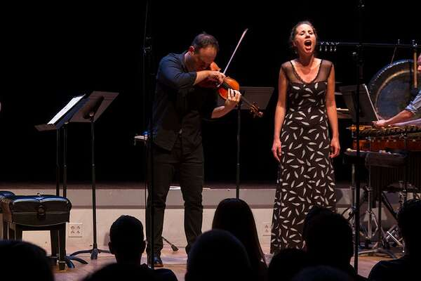Kate Soper's six-movement cycle of theatrical chamber music, Ipsa Dixit, will be performed on Dec. 9 when the Wet Ink Ensemble returns to EMPAC. (Submitted photo)