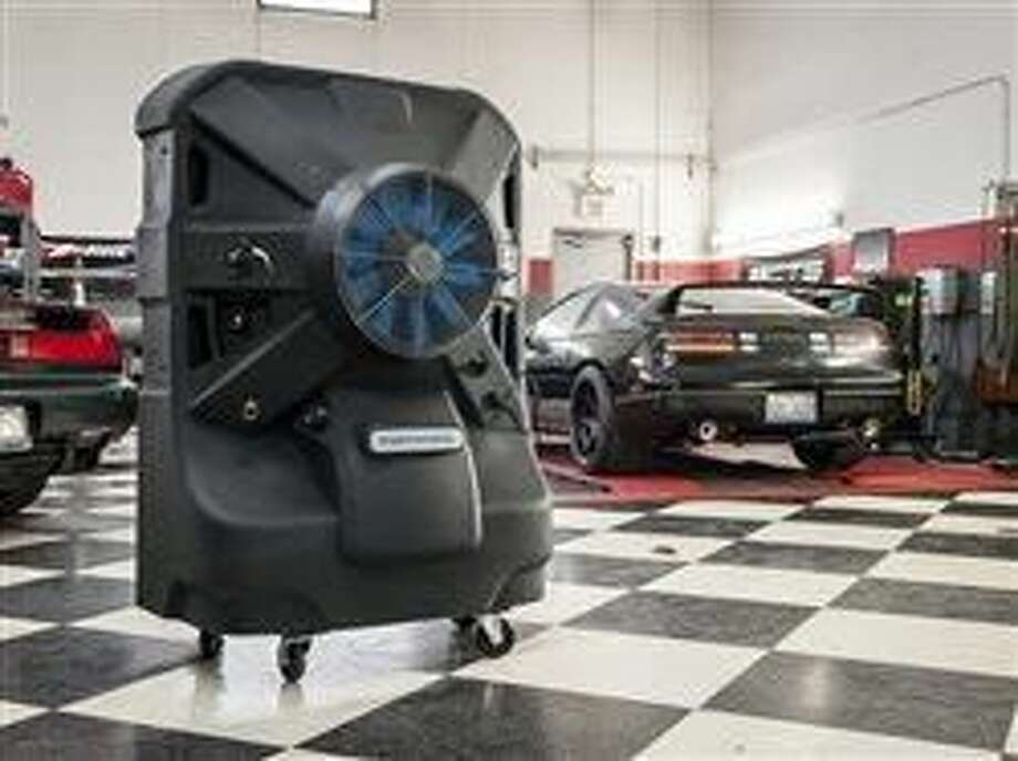 Finding the best cooling options for hot garages