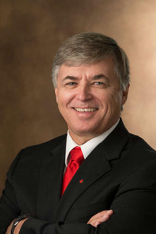 SIUE Chancellor Randy Pembrook.