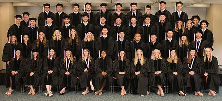 SIU School of Dental Medicine Class of 2016.