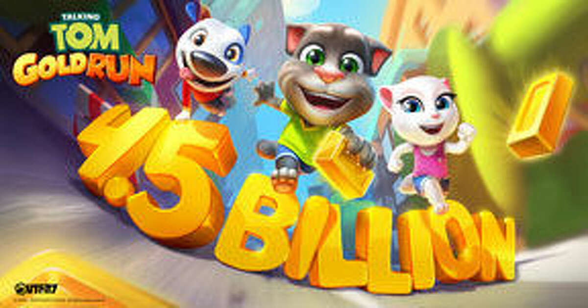 Digital champions like Talking Tom and Friends are also breaking records during the Olympics.