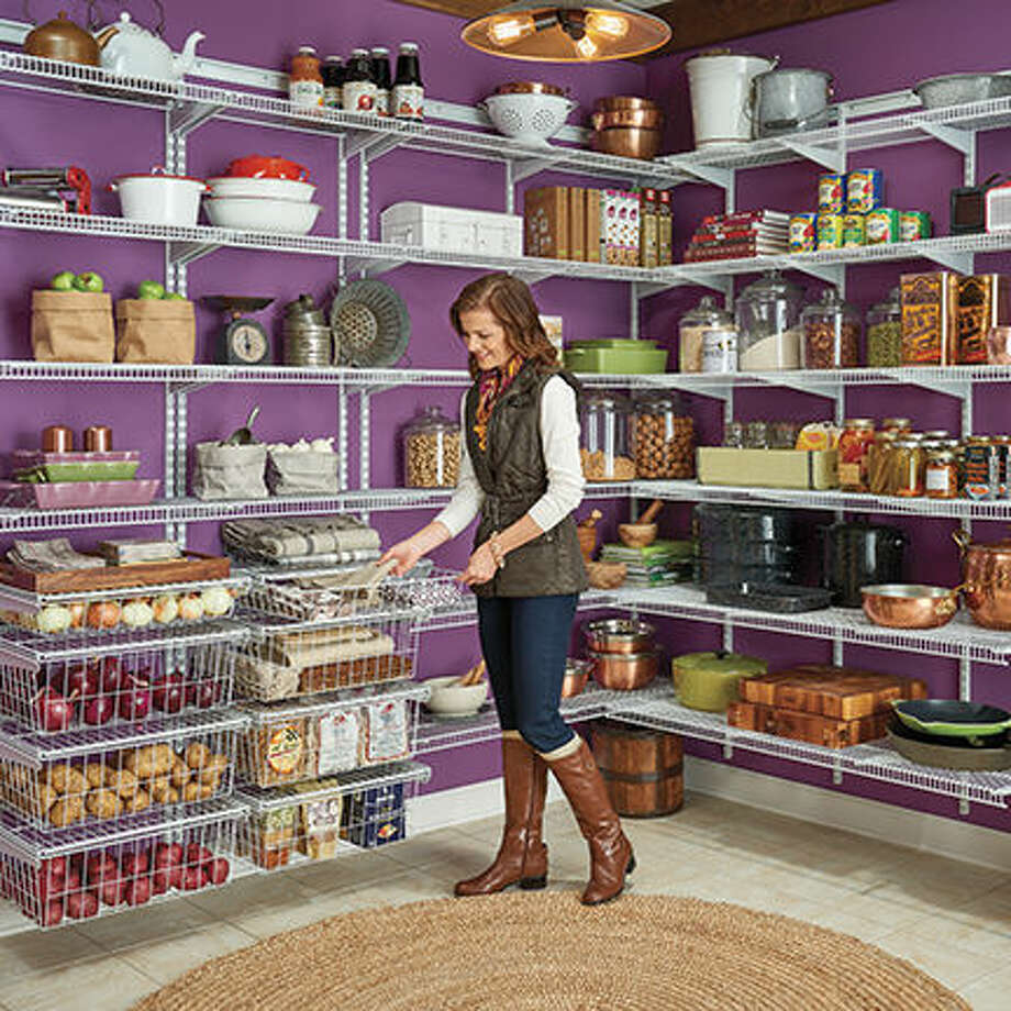 Organize Your Way to a Clutter-Free Kitchen