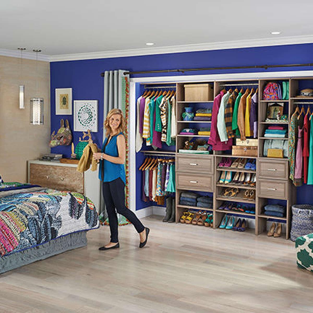 Shop Your Way to an Organized Closet