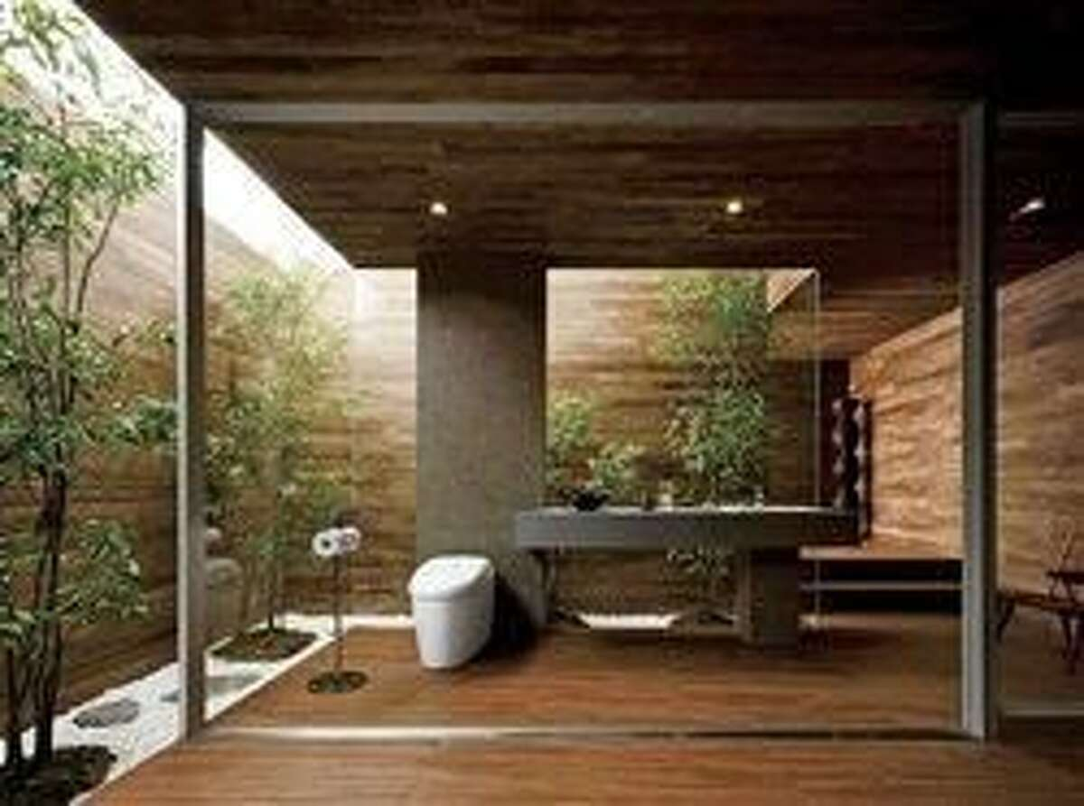Secrets to marrying style, eco-sense and luxury in any bathroom