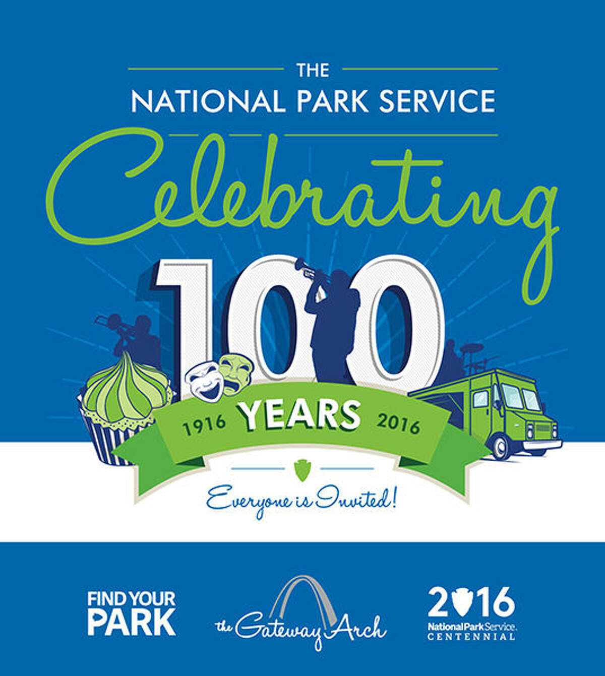 The National Park Service is celebrating its centennial.