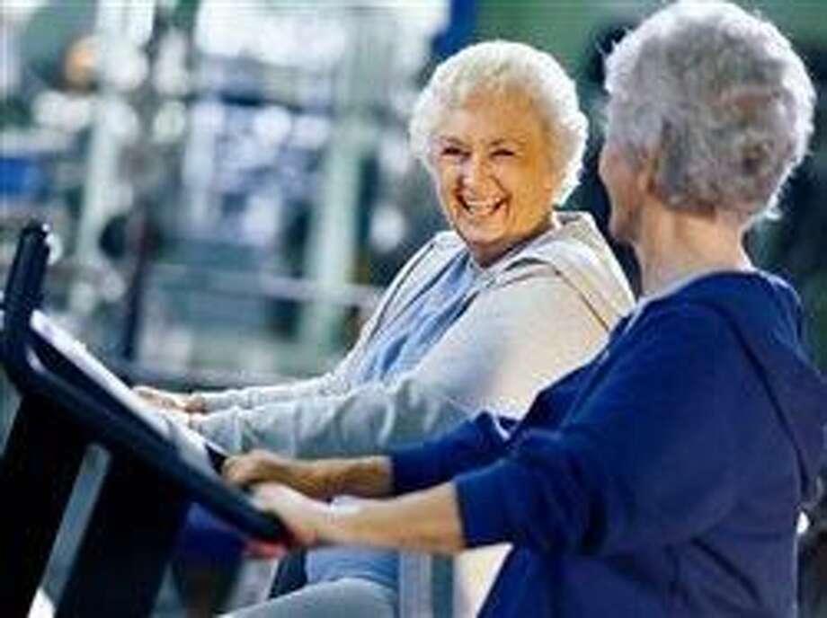 Seniors: 5 simple secrets for overcoming gym intimidation