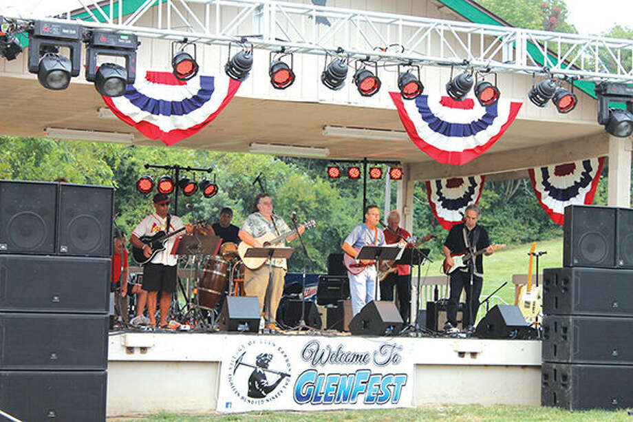 As it has in the past, the Robert Perry Band will perform at this year's Glenfest.