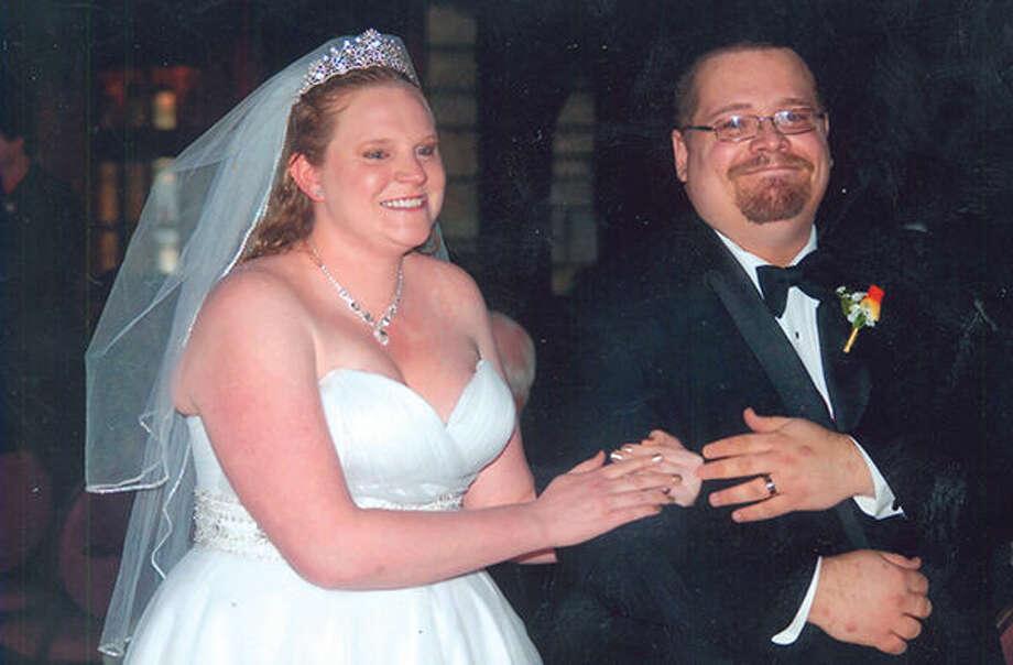 Sara and Daniel Bushway.