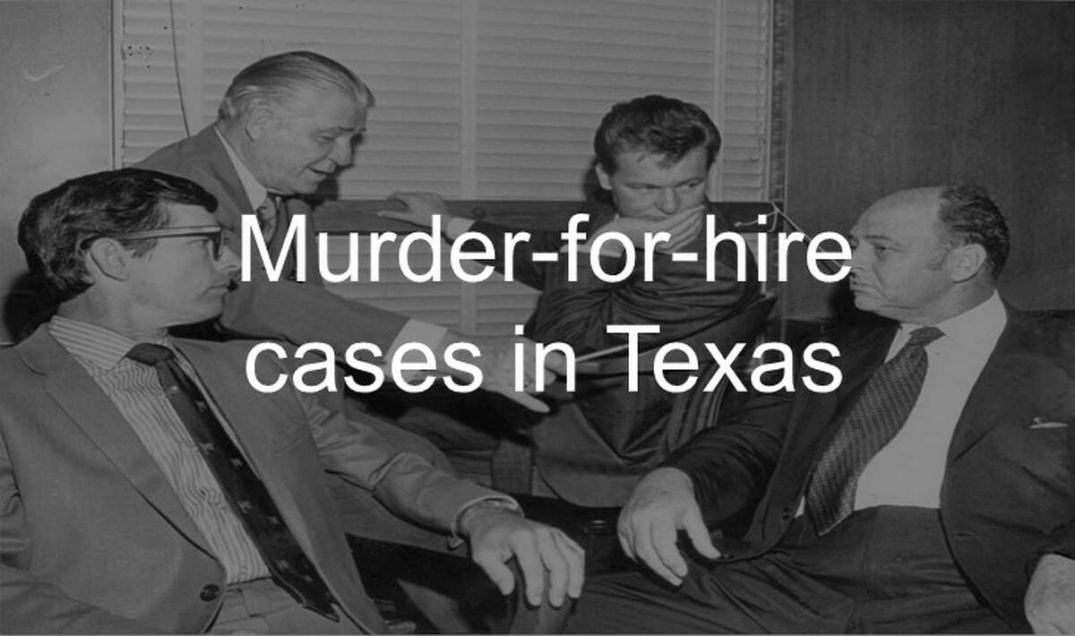 High profile murder-for-hire cases in Texas
