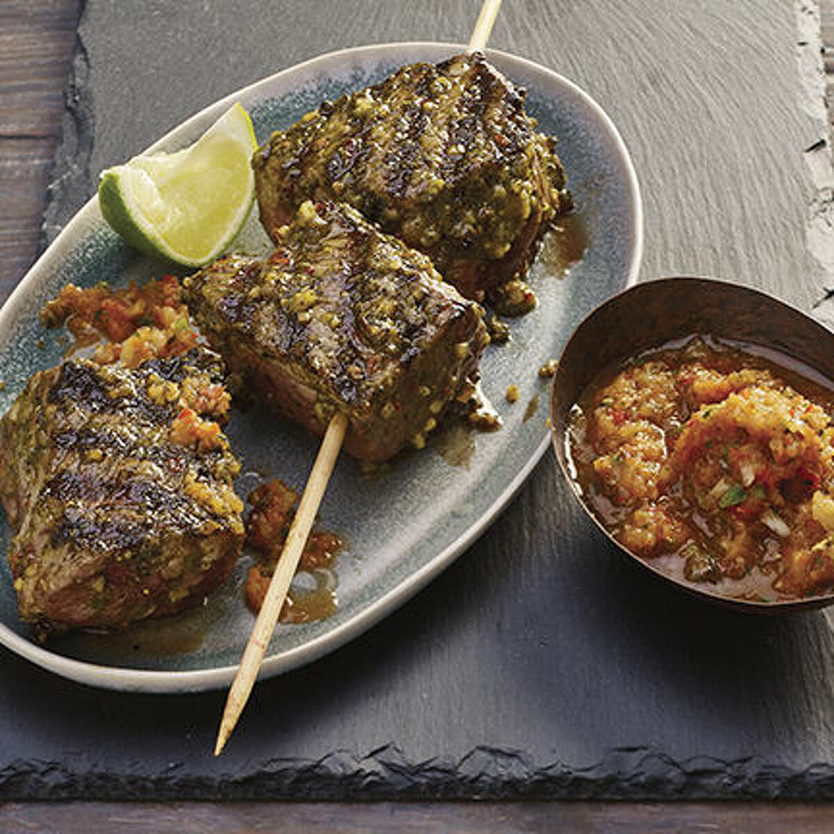 Brazilian Grilling with Medal-Worthy Skewers