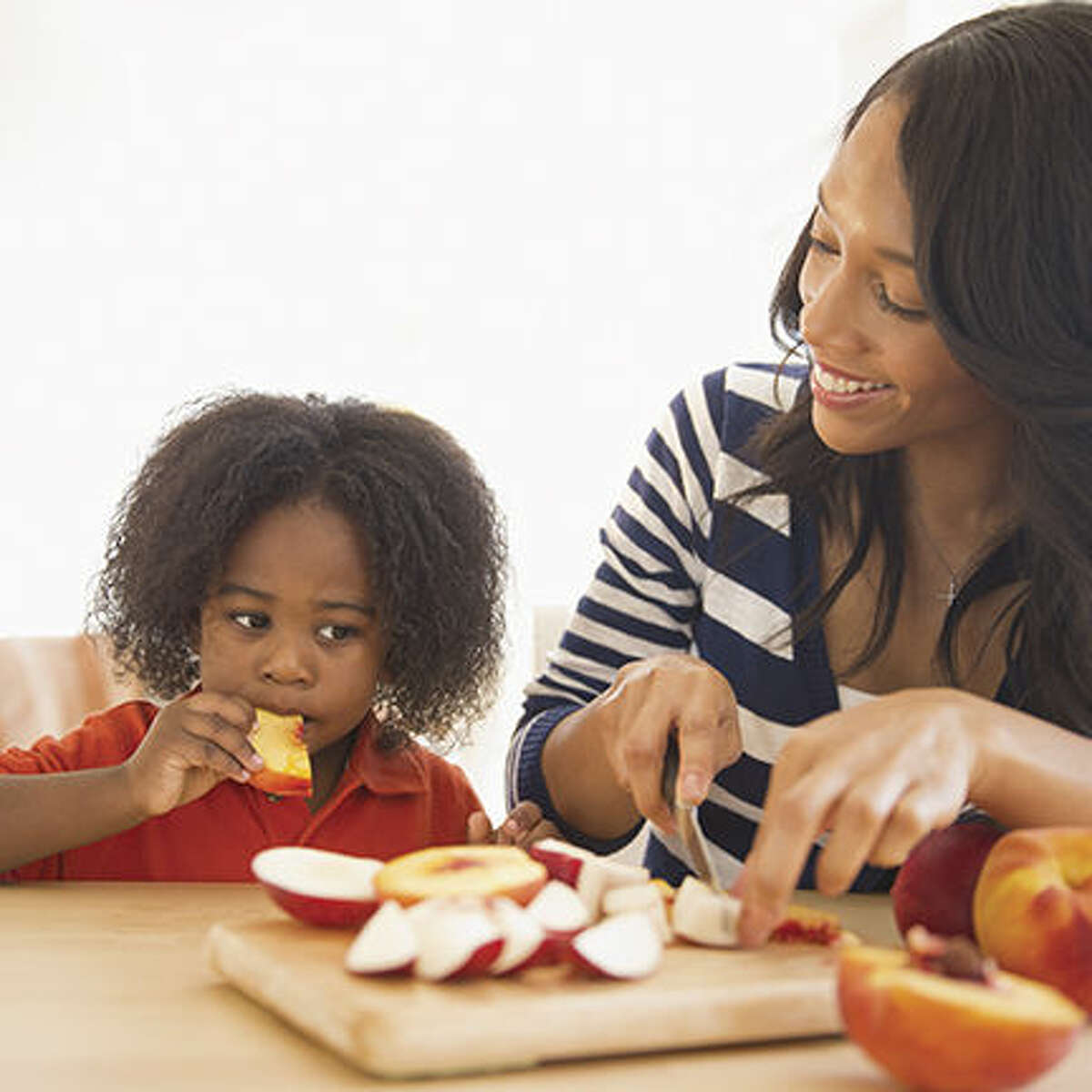 Get Smart About Snacking