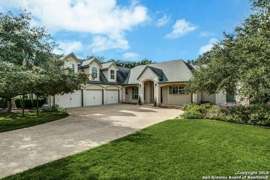 25111 Callaway, San Antonio  Area: Summerglen  Open House: 2-4 p.m. Sunday, Dec. 4 MLS: 1210034 Welcome home to this recently updated beauty in the prestigious guard-gated community of Summerglen. This 4-bedroom, 4.5-bath overlooks a stunning treed, greenbelt and private interior lot with Keith Zars pool, three-pond waterfall and multiple entertaining areas. Single-story with just one bed and bath upstairs; three other bedrooms with private en suite bathrooms are on main level. Features include plantation shutters, large laundry room, updated kitchen, study, dining room, three-car oversized garage, radiant barrier, central vac and more. Open 2-4 p.m. Monday-Friday, Dec. 5-9. Rebecca Williams Drew Real Estate at eXp Realty (210) 488-0755 Photo: Photo Provided By Keller Williams
