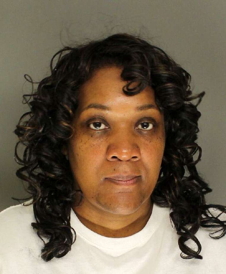 Patricia Daniels, a corrections officer was arrested in the fatal motor vehicle crash that killed Evelyn Agyei, on Boston Ave. on Dec. 4, 2014 in Bridgeport, Conn. Photo: Contributed Photo / Connecticut Post Contributed