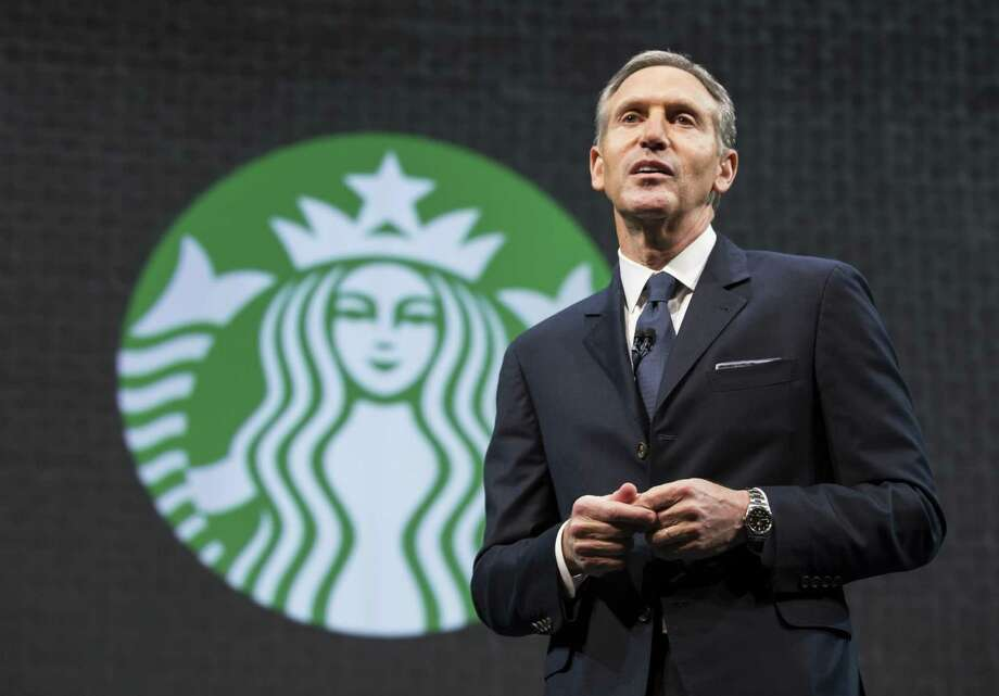 Starbucks says CEO Howard Schultz is stepping down April 3. He will become executive chairman on that date. Photo: Getty Images /File Photo / 2015 Getty Images