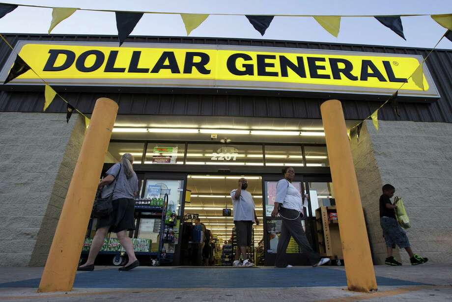 Dollar General's profit fell 7 percent and comparable-store sales, a closely watched barometer in the retail industry, fell as foot traffic in its stores faded. Photo: Associated Press /File Photo / Copyright 2016 The Associated Press. All rights reserved. This material may not be published, broadcast, rewritten or redistribu