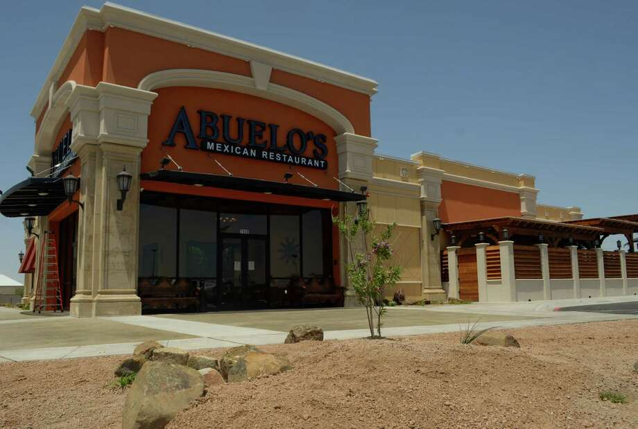 A 2014 file photo of a newly completed Abuelo's Restaurant in Midland. 