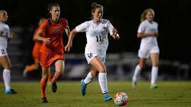 Mill Valley's Darcy McFarlane, senior defensive midfielder for UNC, is back in the Bay Area to play in the College Cup, soccer�s final four that opens Friday at San Jose�s Avaya Stadium.