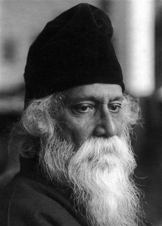indian poet rabindranath tagore