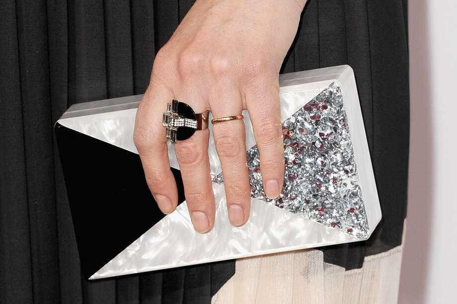 Make a statement with a power clutch at a New Year's Eve party. Photo: Steve Granitz / WireImage / 2014 Steve Granitz