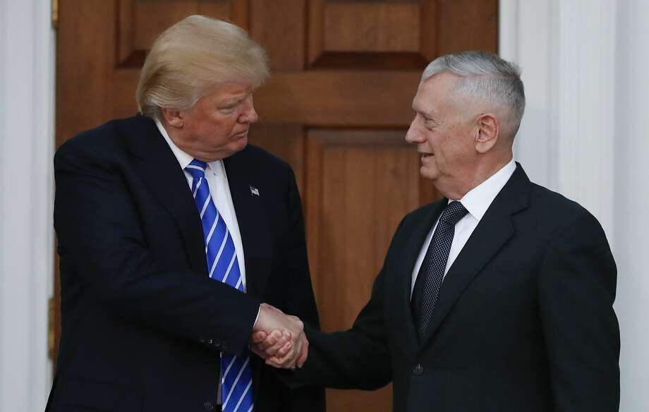 President-elect Donald Trump has chosen retired Marine Corps Gen. James Mattis as secretary of defense, according to sources close to the decision. Click through this slideshow to see more of Trump's cabinet picks and other possible appointees. Photo: Carolyn Kaster, Associated Press
