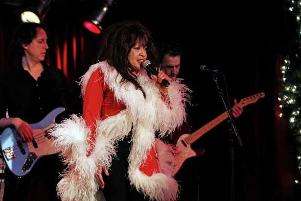 Ronnie Spector performs at B.B. King Blues Club & Grill on Dec. 22, 2013, in New York City.