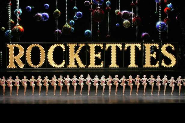 The Radio City Christmas Spectacular starring the Rockettes.