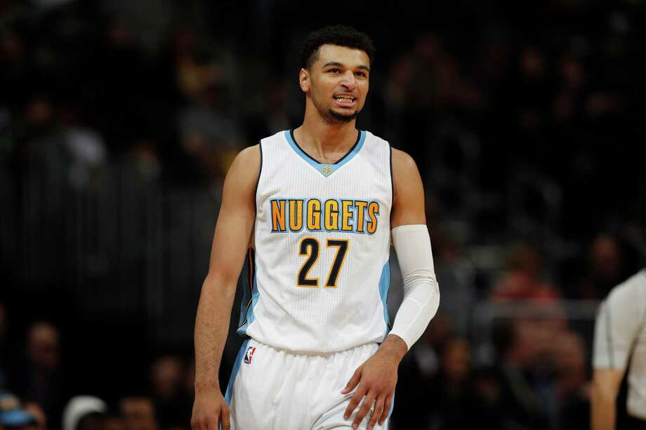 The Rockets visit Western Conference rookie of the month Jamal Murray and the Denver Nuggets on Friday at 9:30 p.m. Photo: David Zalubowski, Associated Press / AP
