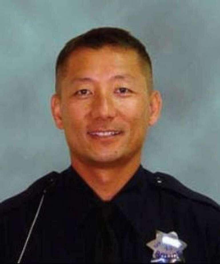 Officer Robby Chon, a 12-year veteran of the South San Francisco Police Department, was in stable condition after he suffered critical injuries during an attack on Thanksgiving. Photo: South San Francisco Police Department / /