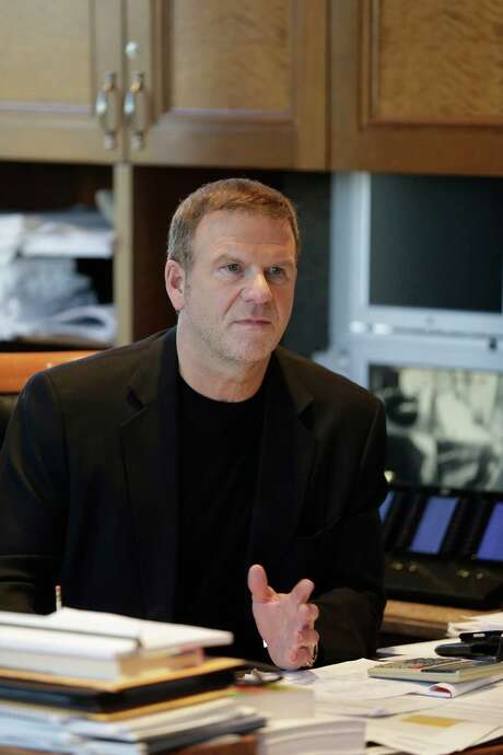 Tilman Fertitta, CEO of Landry's and University of Houston board of regents chairman. Photo: Bob Levey/CNBC, LT / 2016 CNBC Media, LLC