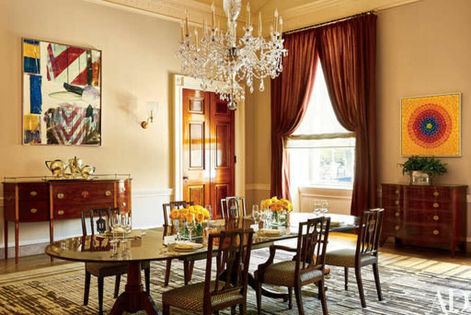 Reveals Rooms Where He Lives In White House The African American Art