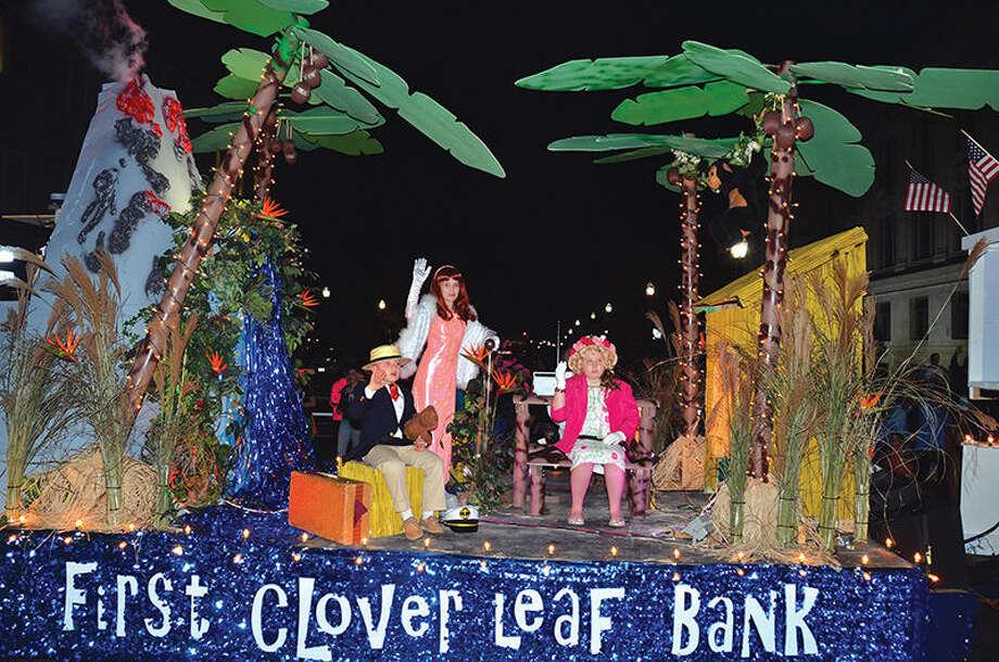 Large commercial, 1st - First Clover Leaf Bank
