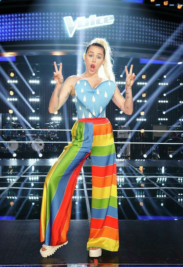 Miley Cyrus   Photo Credits: Trae Patton/NBC / 2016 NBCUniversal Media, LLC