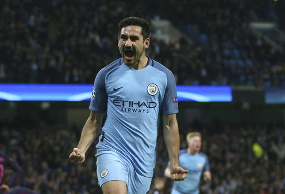 Fit Again Gundogan Thriving As Toures Replacement At City The