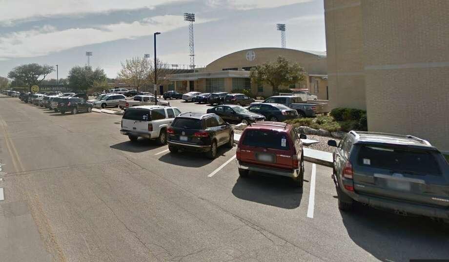 Alamo Heights High School Photo: Google Maps