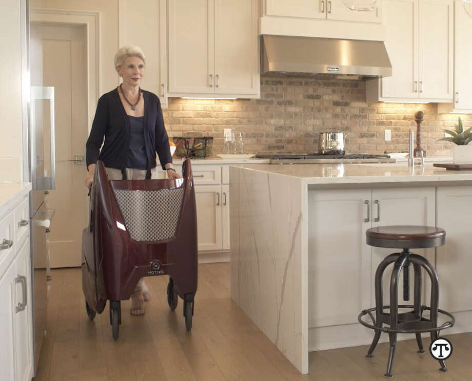 Many Americans have discovered a new assistive device that lets them walk with comfort, safety and dignity. (NAPS)