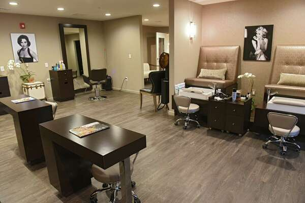 The beauty parlor is seen during the grand opening of The Summit at Saratoga on Thursday, Dec. 1, 2016 in Saratoga Springs, N.Y. The Summit at Saratoga is a 110-unit senior independent living community for those 55 and older. (Lori Van Buren / Times Union)