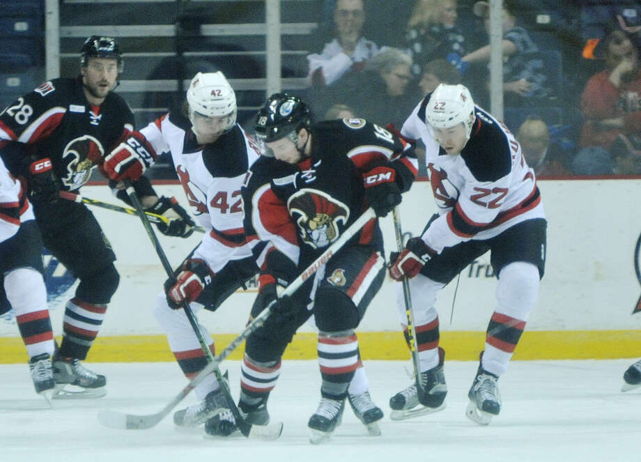 Kevin Rooney making a name as Albany Devils rookie - Times Union 2daf1720e