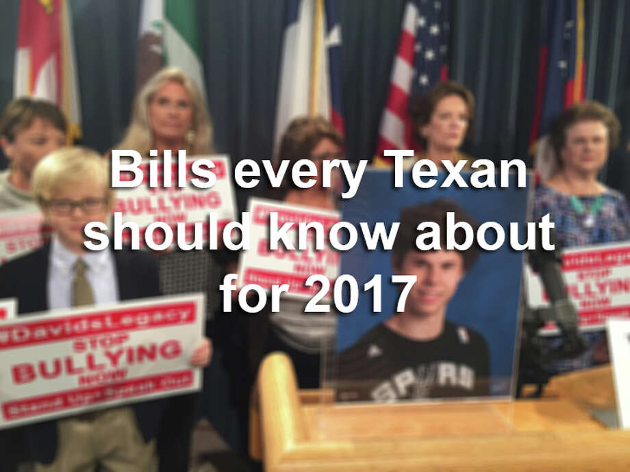 Click ahead to learn about bills currently proposed for the 2017 session. Photo: Mysa