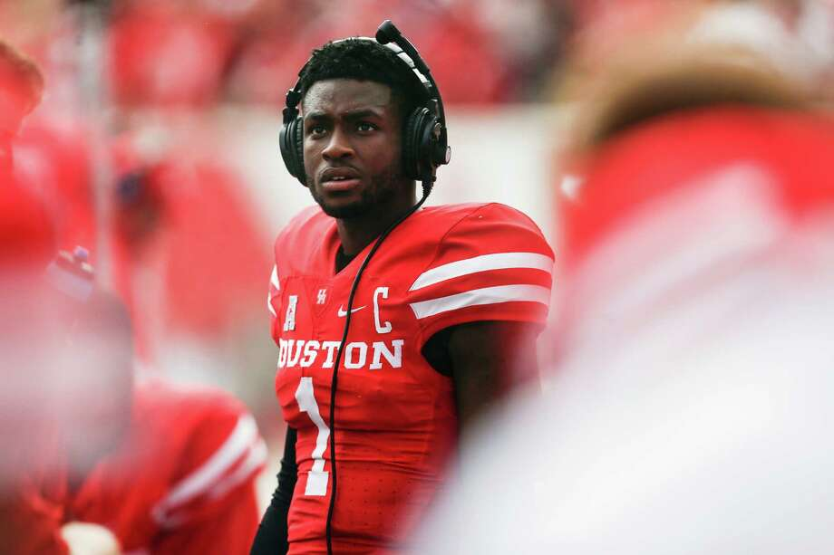 Quarterback Greg Ward Jr. said there are no hard feelings from UH players toward Tom Herman. Photo: Brett Coomer, Staff / © 2016 Houston Chronicle