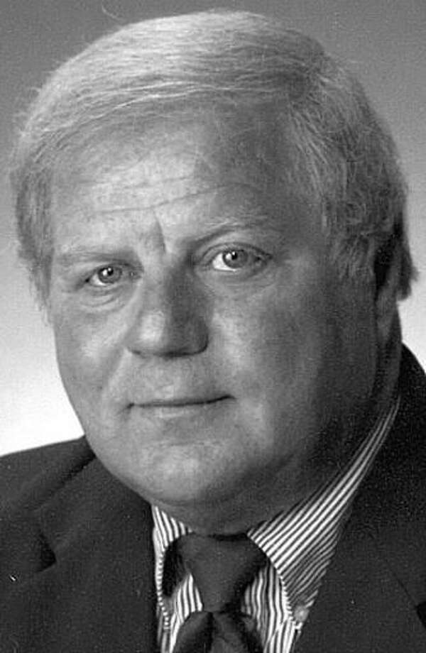 FILE - Joseph Boeckmann is shown in this 2004 photo provided by the Wynne Progress. Boeckmann, a former Arkansas judge accused of giving lighter sentences to defendants in exchange for nude photos and sexual acts, has been indicted on federal fraud and bribery charges, according to a federal indictment unsealed Monday, Oct. 17, 2016. (Wynne Progress via AP, File)