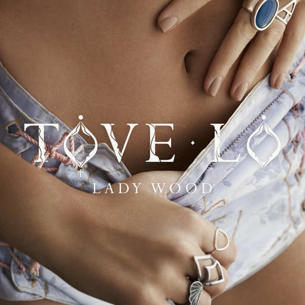 """This cover image released by Island Records shows, """"Lady Wood,"""" the latest release by Tove Lo. (Island Records via AP)"""