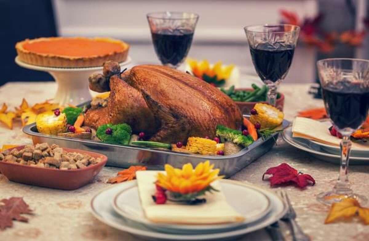 Rustic Fall and Thanksgiving Menu Ideas