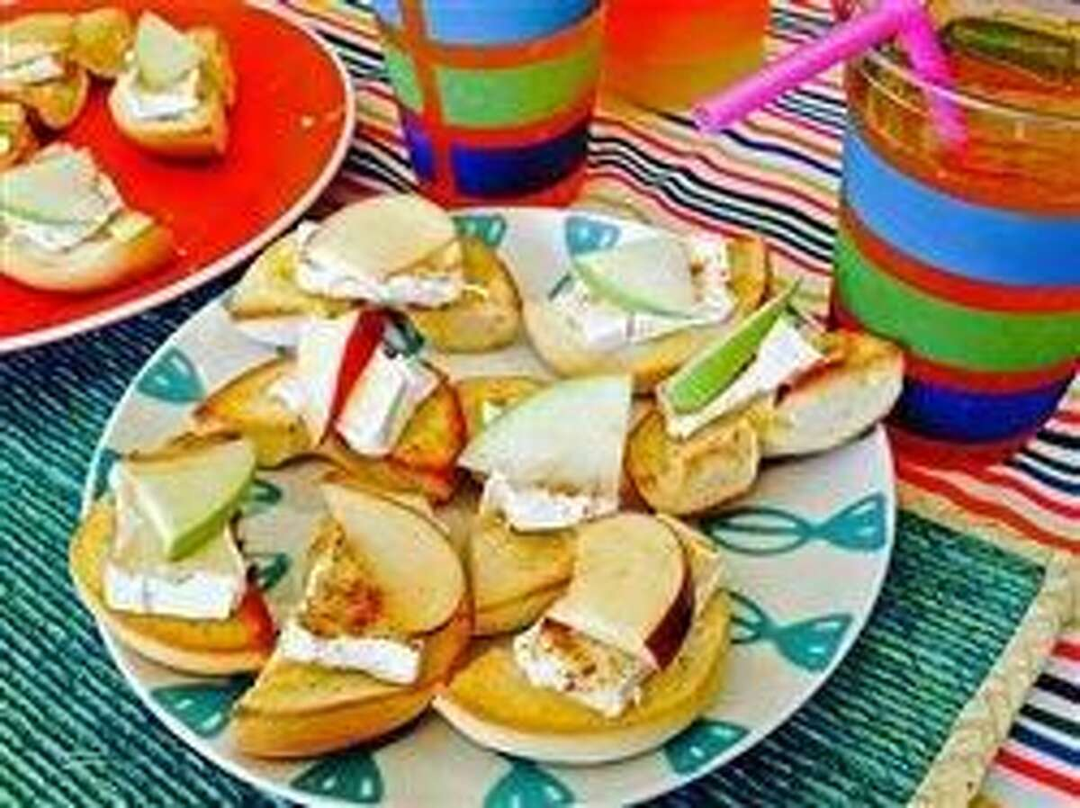 6 fast and fun after-school snack ideas