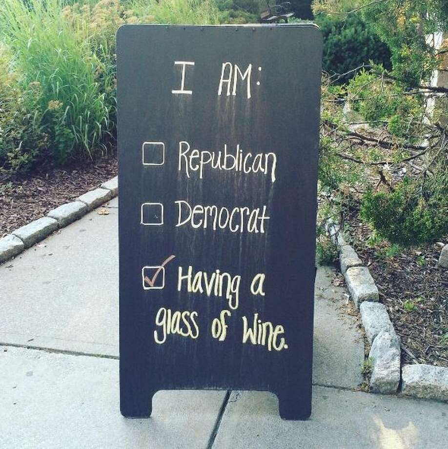 Seen in Saratoga Springs. Photo credit: @andreainny Photo: .