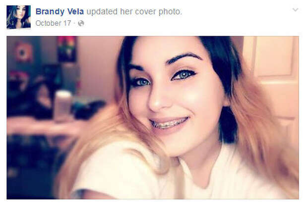 Brandy Vela, an 18-year-old Texas City High School senior, shot herself in the chest Nov. 29, 2016, at home in front of horrified family members who said she had endured relentless cyberbullying.  (Facebook/Brandy Vela)